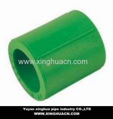 ppr pipe coupling for water