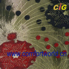 100% Polyester Chenille Sofa Fabric
