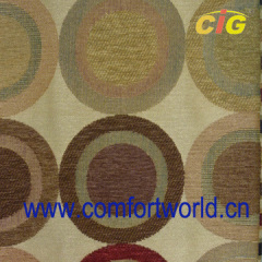 Chenille Sofa Fabric For Round