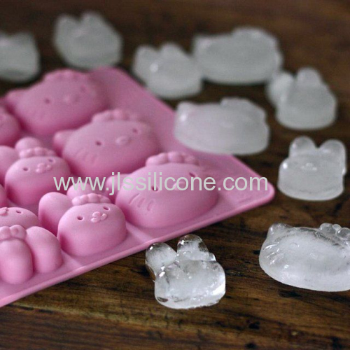 DIY Mould Pudding Jelly Mold Silicone ice cube maker