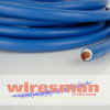 blue/white superflex double insulation heavy duty 50SQMM welding cable 400AMP