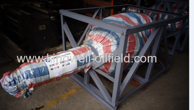 4145H MOD Down Hole Drilling Forging Stabilizer