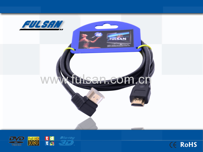 HDMI 1.4 Cable with ethernet
