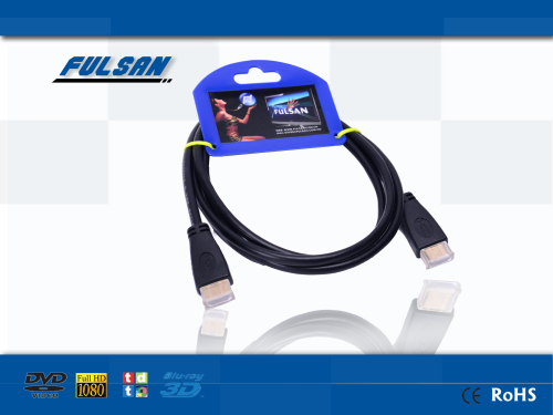 glod plated hdmi cable