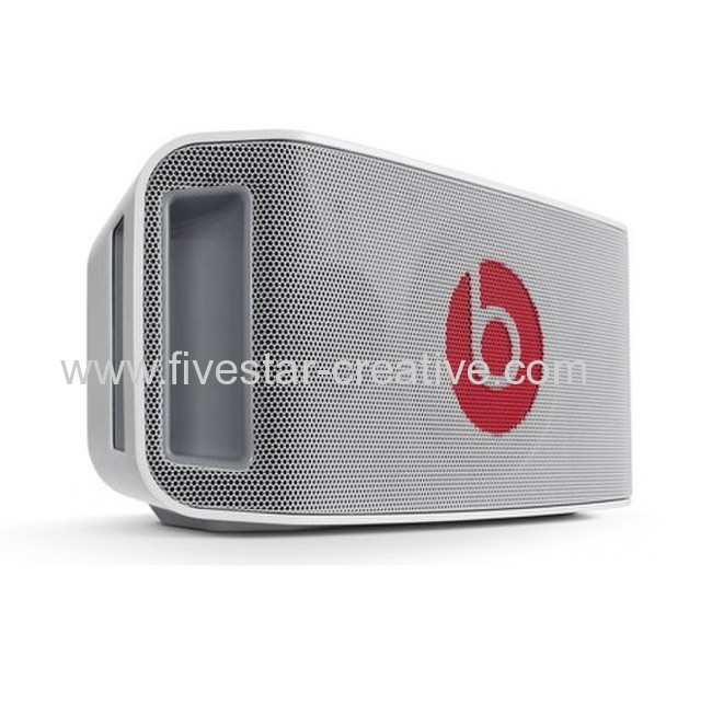 Beats Beatbox Portable Bluetooth Speaker White