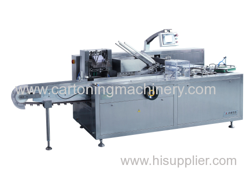 tube cartoning machine tube cartoner