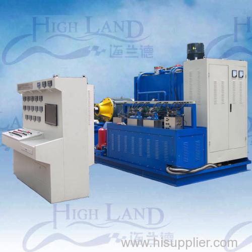 Hydraulic motors pumps gearbox test rig yst380 500 Hydraulic motor testing