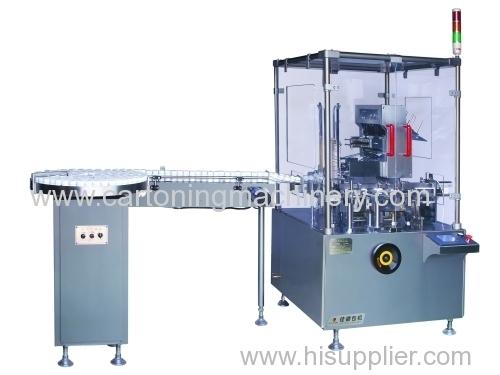 vial cartong machine vial cartoner