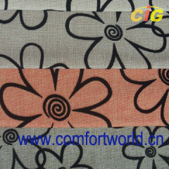 Flocked Fabric For Sofa