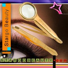 Eyebrow Plucking Tweezers Beauty