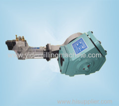 two way valve change convey direction in the flour milling plant reversing valve