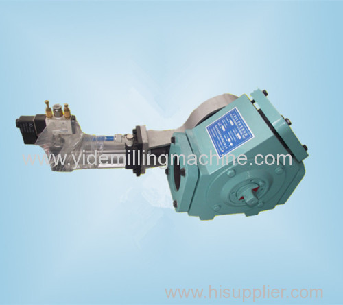 two way valve change conveying direction in flour milling plants reversing valve