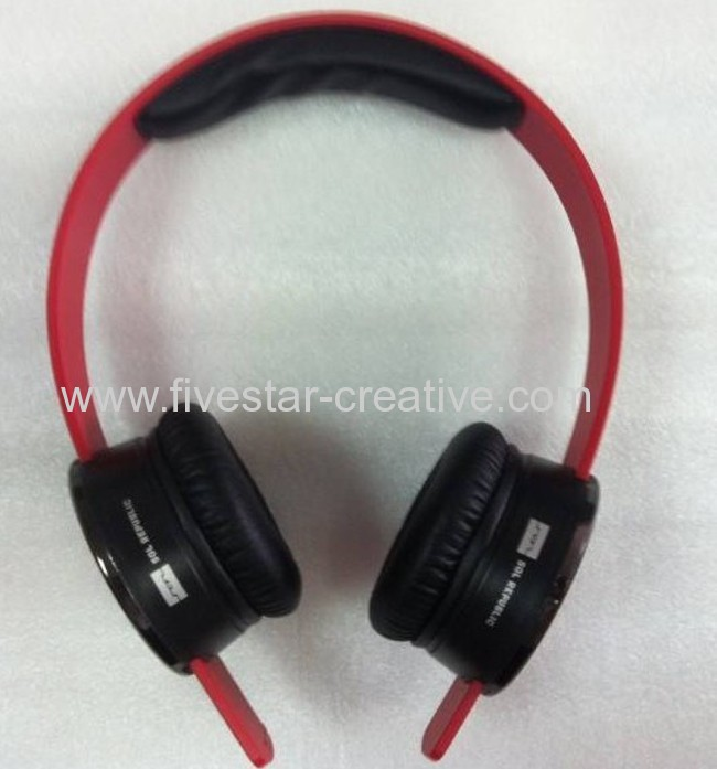 Tracks Headphones by SOL Republic Red