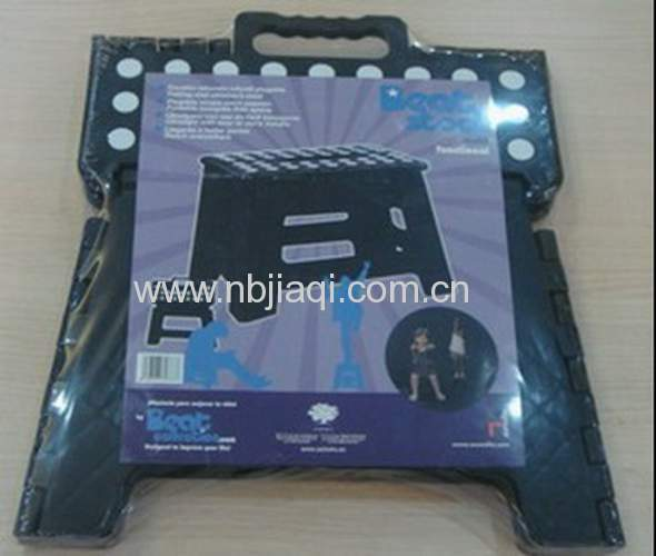 New design big plastic folding stools/folding stools