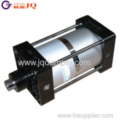 Medicine machine pressure cylinder