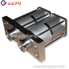 Medicine double machine pressure cylinder