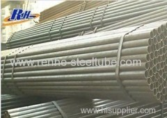 high precision galvanized steel tubes