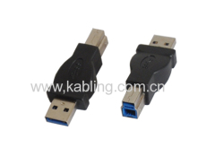 USB 3.0 Adapter A Male to B Male