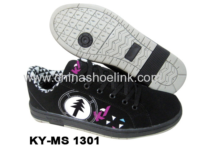 2013 HOT China skateboard shoe