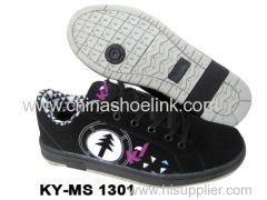 Jinjiang China skateboard shoe factory