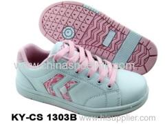 China skateboard shoe sport casual shoes exporter