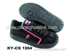 China child skateboard shoe sport casual shoes supplier