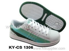 China skateboard shoe manufactor