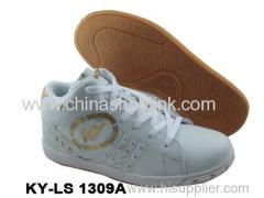 2013 HOT China HIGH CUT skateboard shoe (KY-CS1309,KY-LS 1309)