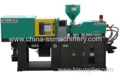 Friendly operation small injection molding machine