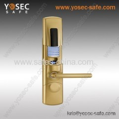 Fingerprint Biometric hotel locks for door( zinc alloy )