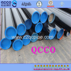 QIANCHENG STEEL ASTM A333 Gr.6 alloy seamless pipes