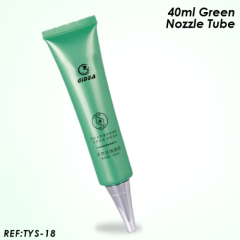 plastic tube for cosmetics packaging