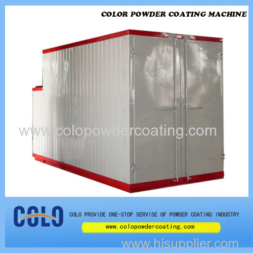 Etectrostatic Powder Coating Oven