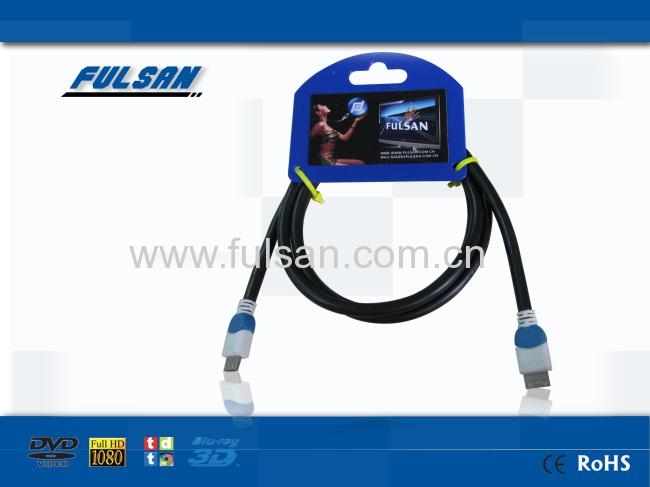 6ft 28awg High Speed HDMI Cable