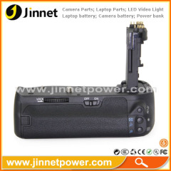 For canon 6D habdle battery grip BG-E13 with stable quality