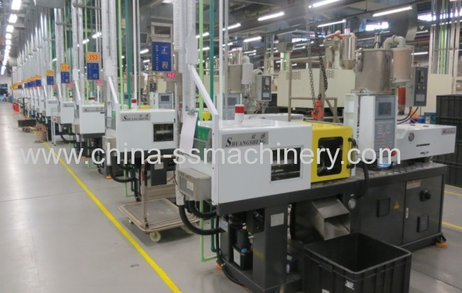 Precise small plastic injection molding machine