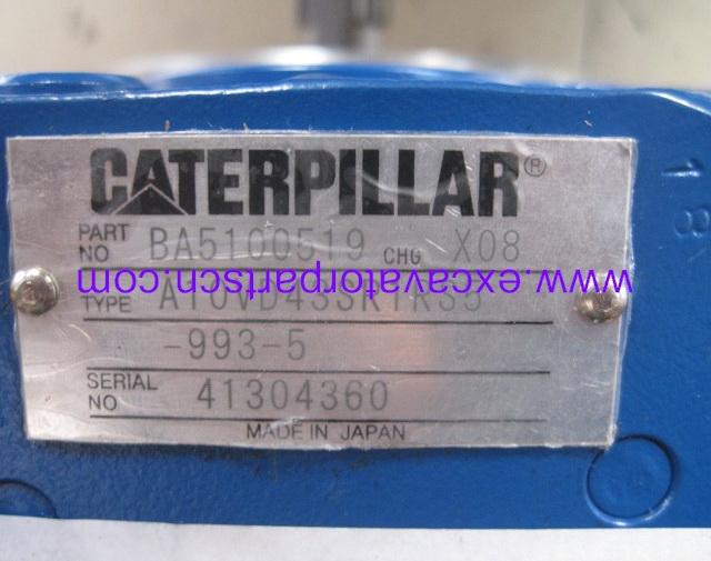 E70B A10VD43 HYDRAULIC PUMP FOR EXCAVATOR