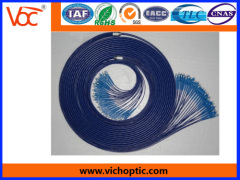 SC/PC 12 core branched fiber optic patch cord