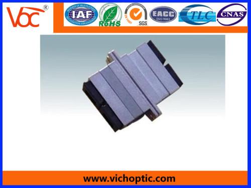 SC multimode simplex/duplex/multiplex fiber optic adapter