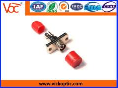 ST multimode simplx/duplex/multiplex fiber optic adapter