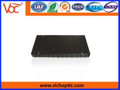 12 core fiber optic termination box