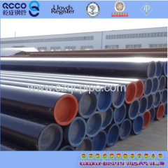 API 5L X80 carbon seamless pipeline