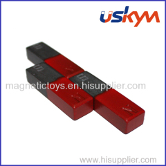 block ferrite educational magnets