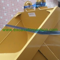 ZAX200 1.0 Cube Bucket Assembly