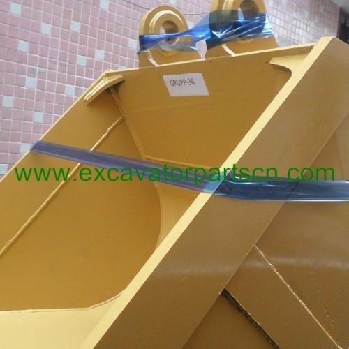 ZAX200 1.0 Cube Bucket Assembly