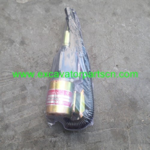 3932530 FLAMEOUT SOLENOID FOR EXCAVATOR