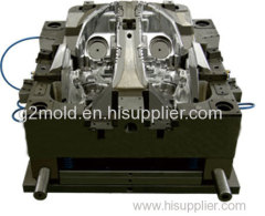 Mold, Mould, plastic injection mold