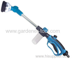 10 function soap garden spray gun