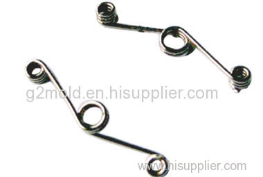 metal fabricated parts, metal component, metal insert