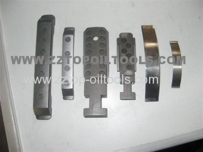 Full Bore Test Packers 13 5/8Drill stem testing tools